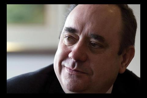Salmond: PFI had cost taxpayers too much